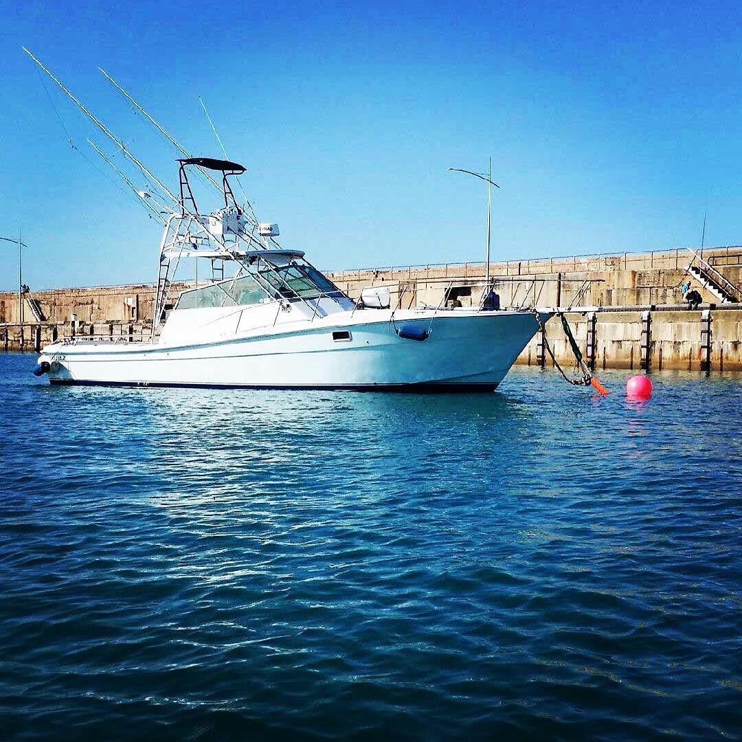 Ready to go #fishing #seafishing #warrnambool #invictoria #aboardreeladdiction by boatcharters