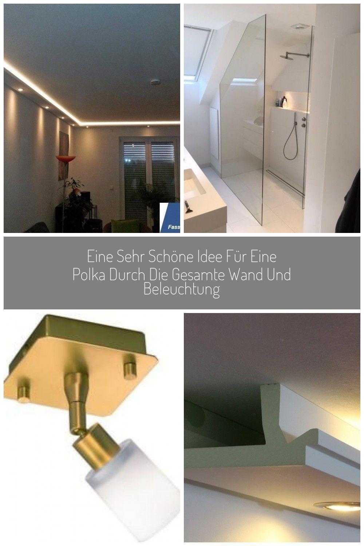 Led Stuckleisten Indirekte Beleuchtung Wand Decke Wohnzimmer Schlafzimmer Bad Beleuchtung Indirekte Beleuchtung Stuckleisten