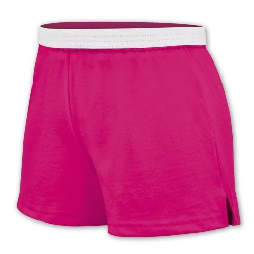 Youth Running Shorts Hanna Girl Cheer Practice Shorts