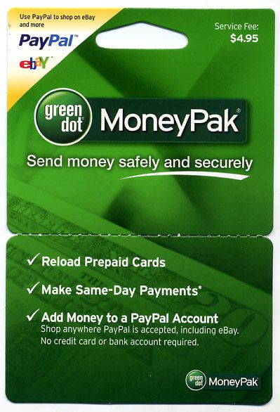 How To Load A Green Dot Money Card