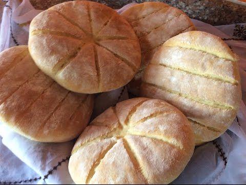 طريقة تحضير خبز منزلي روعة شهوت رمضانية Bread Food