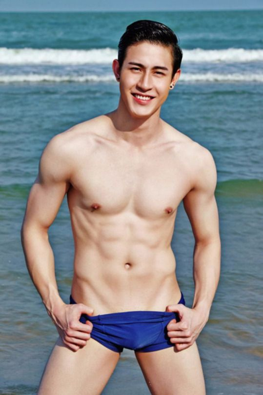 Asian sexy boy
