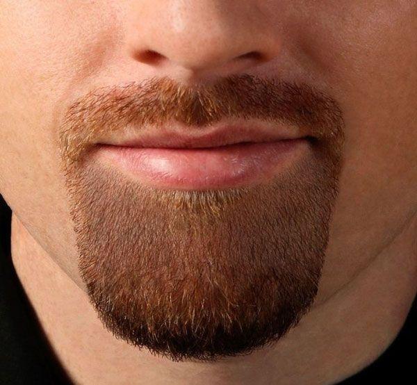 Barba De Candado Hombre Barba Candado Barba Sin Bigote Tipos De Barba
