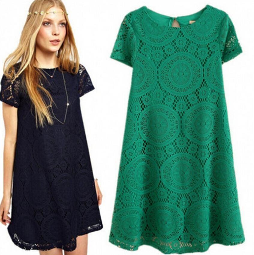 Womens Retro Fashion Summer Dress Plus Sizes Available