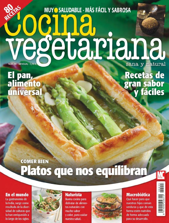 Cocina vegetariana enero 2015 r  LIBROS  Cocina