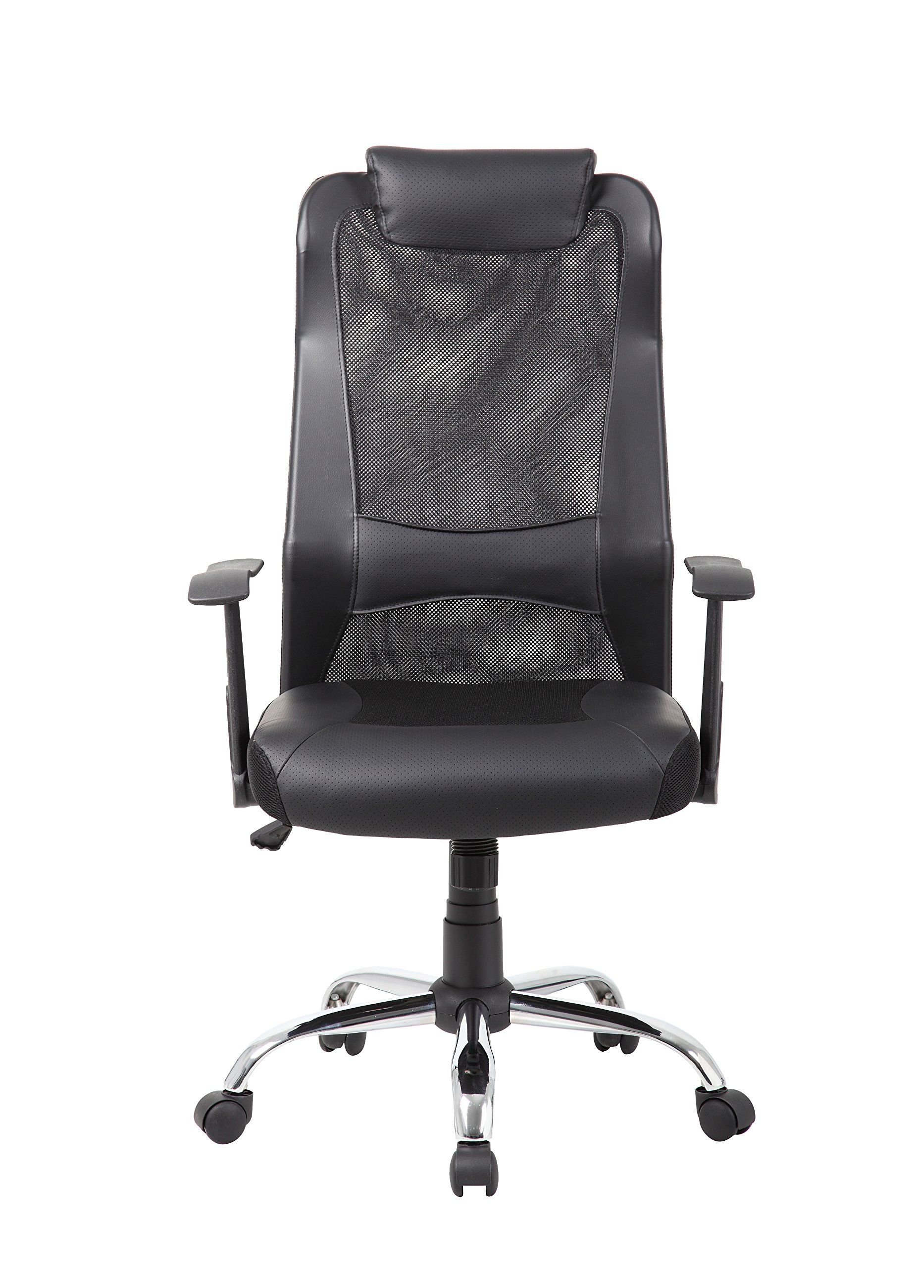 KADIRYA High Back Mesh Office Chair Ergonomic Computer