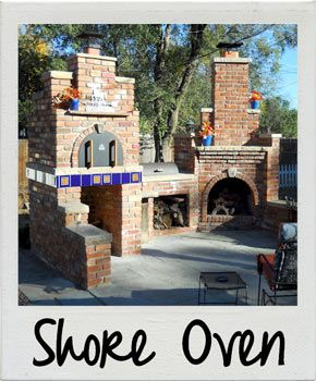 Pizza Oven Photo Gallery Pictures Of Diy Brick Outdoor