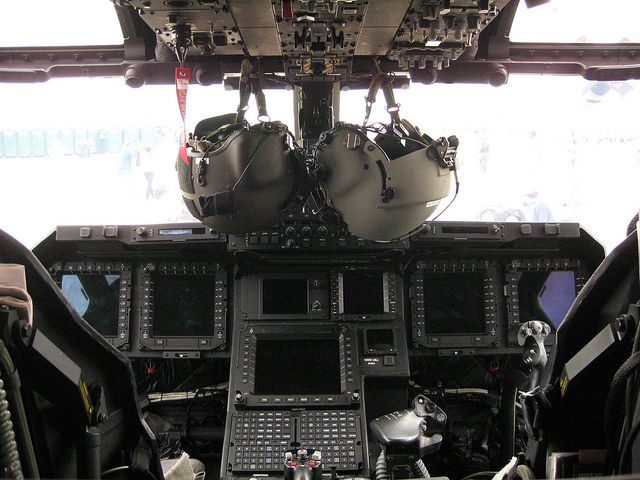 V 22 Osprey Cockpit Us Marine Corps Fighter Aircraft Military