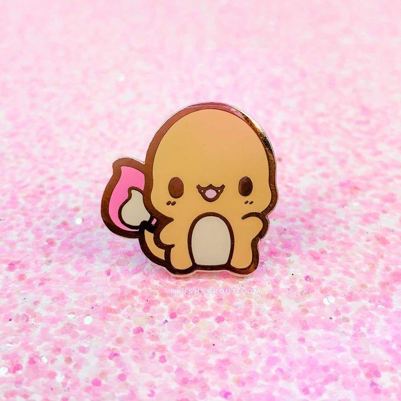 cute anime enamel pins