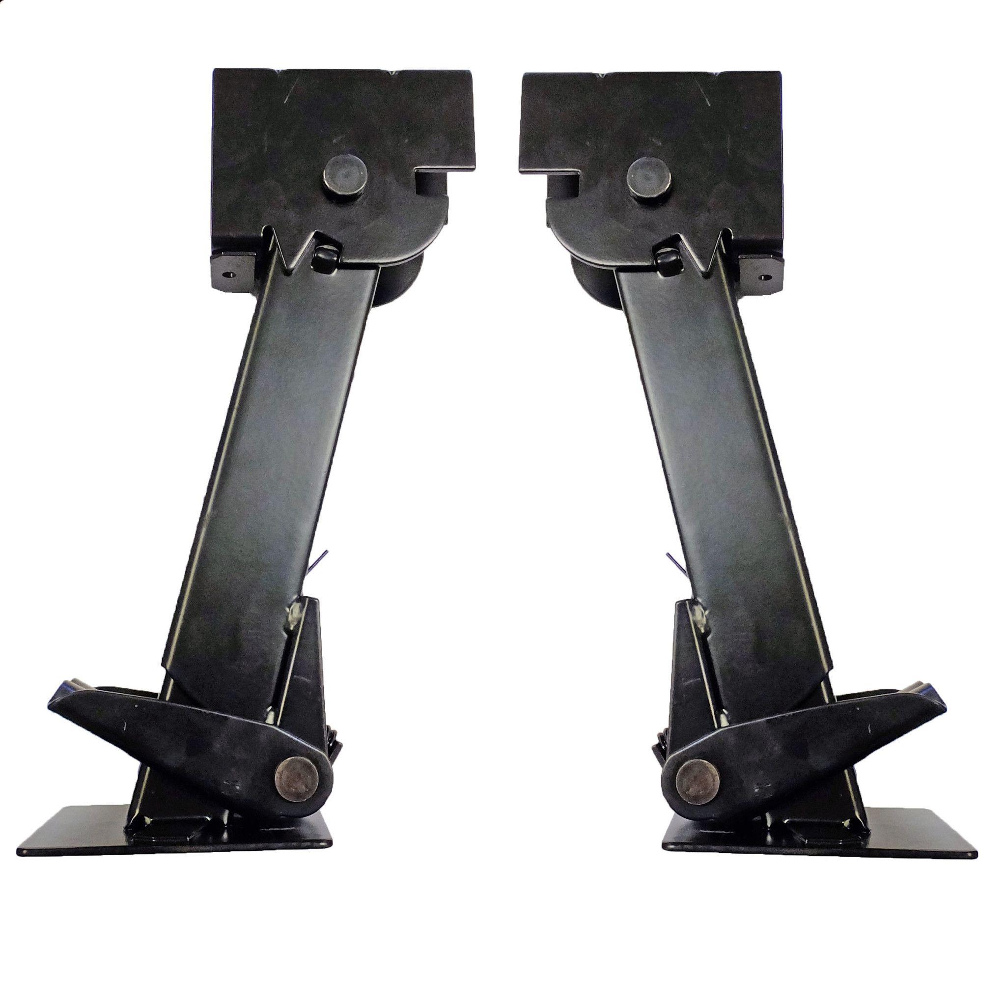 Trailer Stabilizer Jack Set Trailer stabilizer jacks