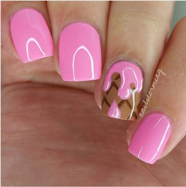 13 Painting Secrets the Pros Won't Tell You - Popular Mechanics. Hair And NailsCute  Pink ... - 33 Cute Pink Nail Designs You Must See Popular Mechanics, Ice