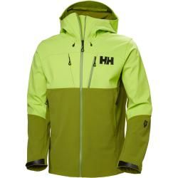 Photo of Helly Hansen Herren Odin Mountain Softshell Wanderjacke Green S.
