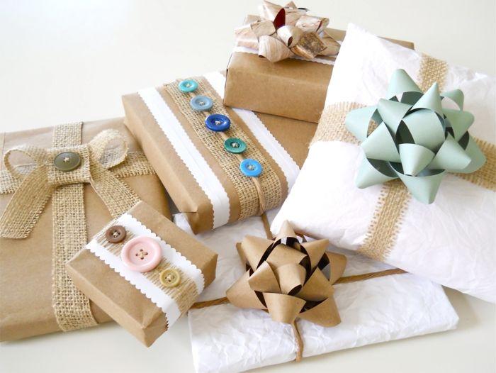 109 Weihnachtliche Ideen Zum Geschenke Verpacken Geschenkideen
