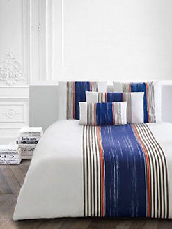 9672a5b11d Sonia Rykiel - Rue Des Saint Peres Cotton Duvet | Bedding | Duvet ...