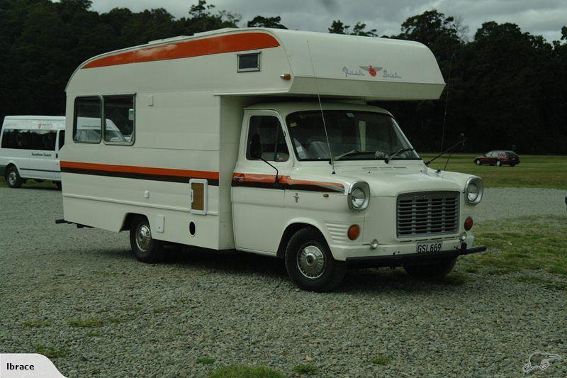 FORD TRANSIT RETRO CLASSIC! 1976 Trade Me Ford transit