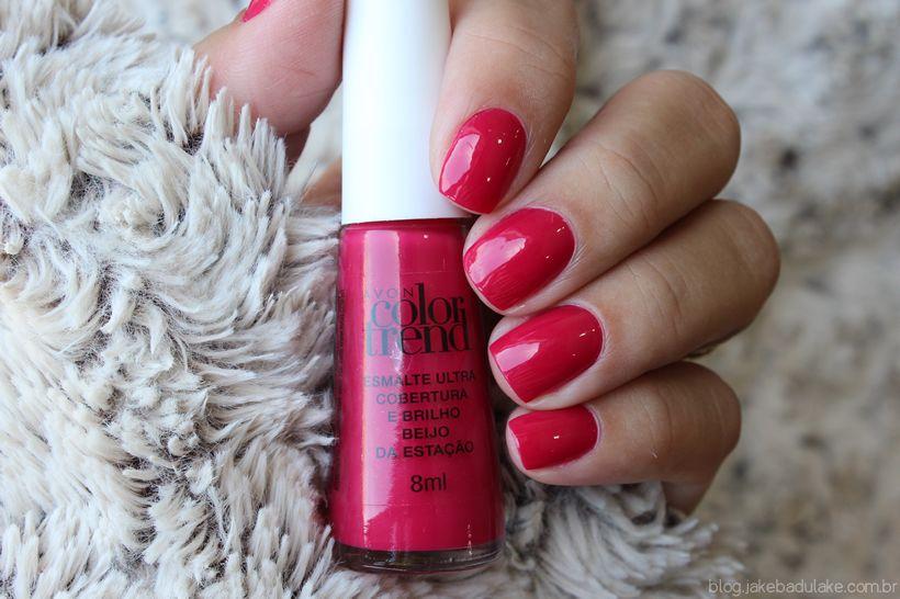 Avon Color Trend esmalte de uñas - Paleta Brillo | AVON | Pinterest ...