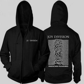 Official Joy Division Mens Vest Unknown Pleasures