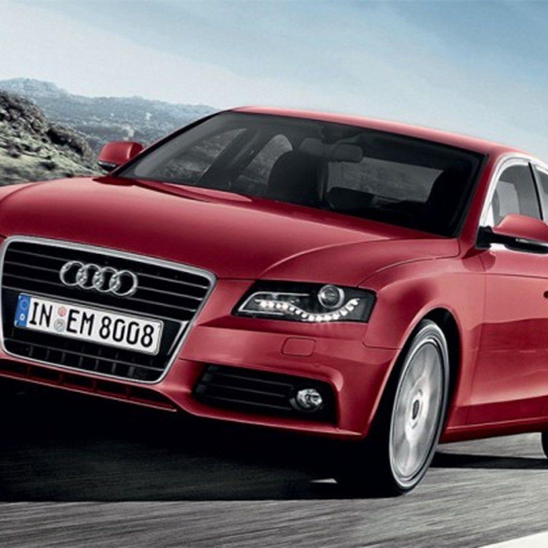 Audi A4 2.0 Diesel Engine