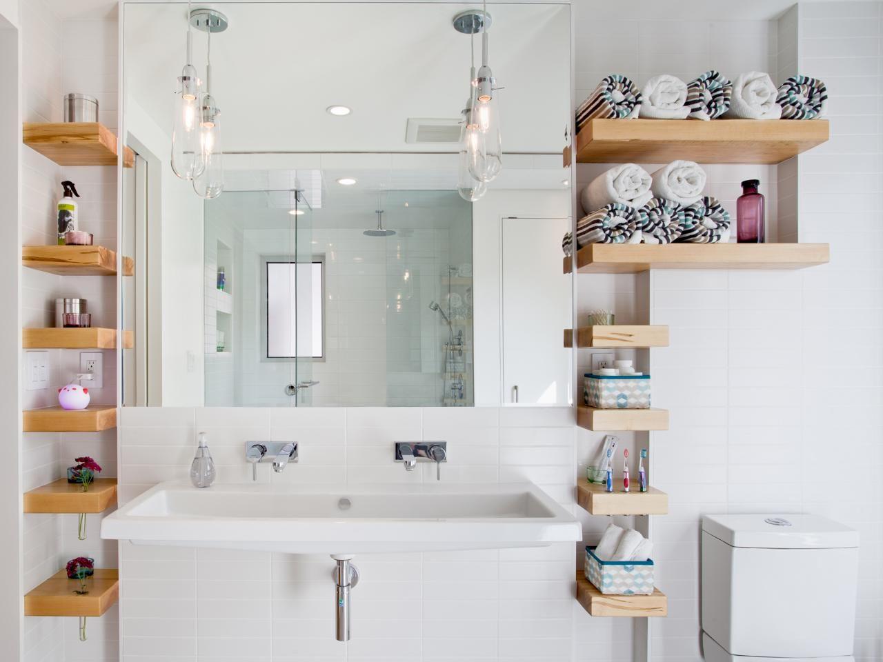 Creative Bathroom Storage Ideas | BATHROOMS FOR ALONE TIME ...