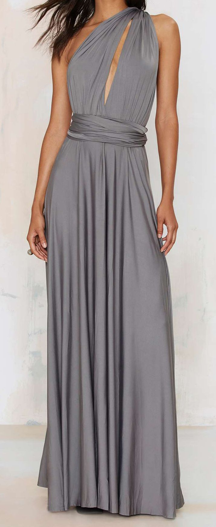 Gorgeousl neutral color bridesmaid dress that can be worn gorgeousl neutral color bridesmaid dress that can be worn different ways ombrellifo Choice Image