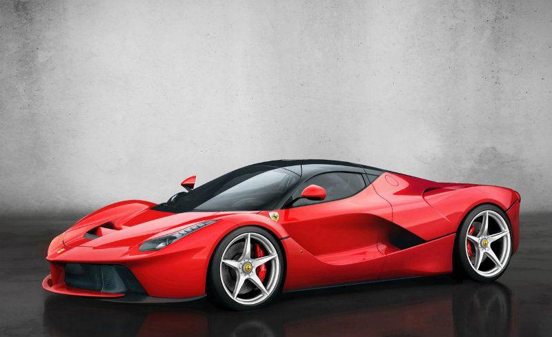 Ferrari Italian Luxury Car Manufacturer Ferrari Laferrari Ferrari Mejores Coches