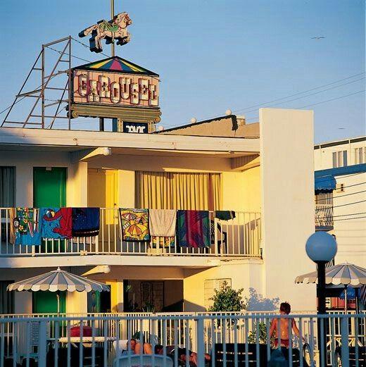carousel motel wildwood nj Wildwood crest, Wildwood