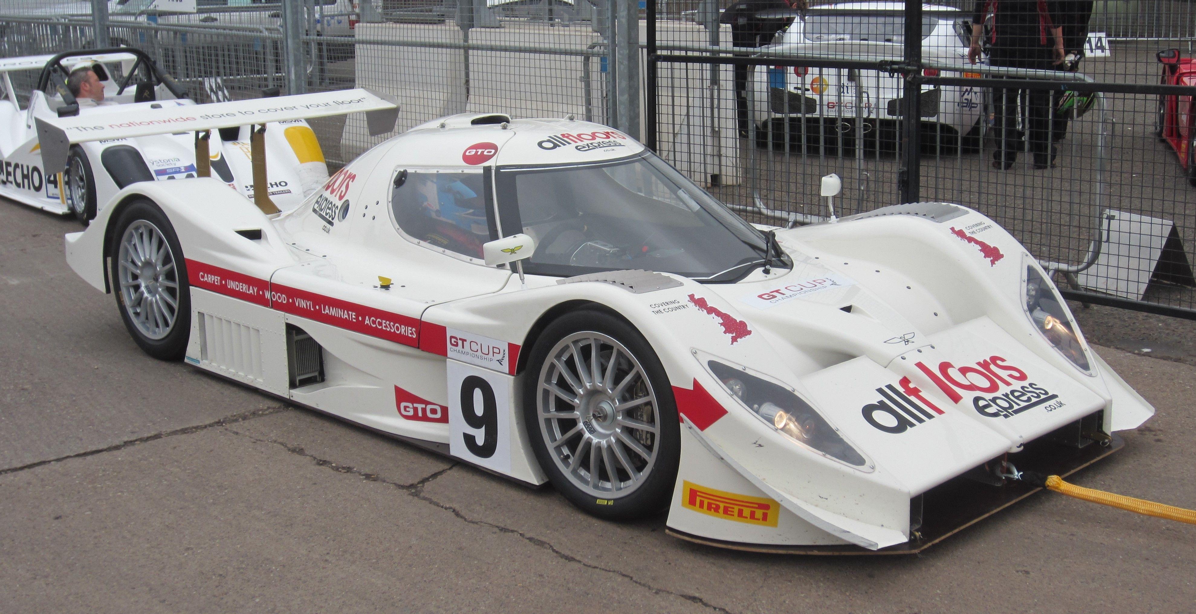 Aquilla Cr1 M60 Gto Gto Sports Car Race Cars