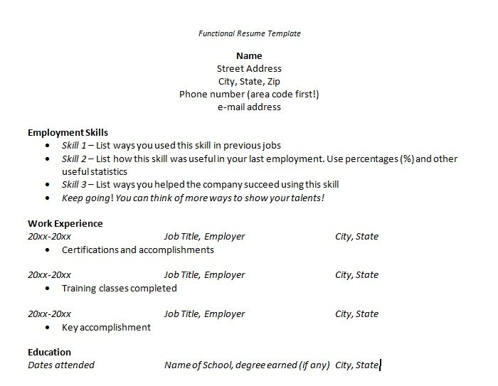 Free Job Resume Maker   HttpTopresumeInfo