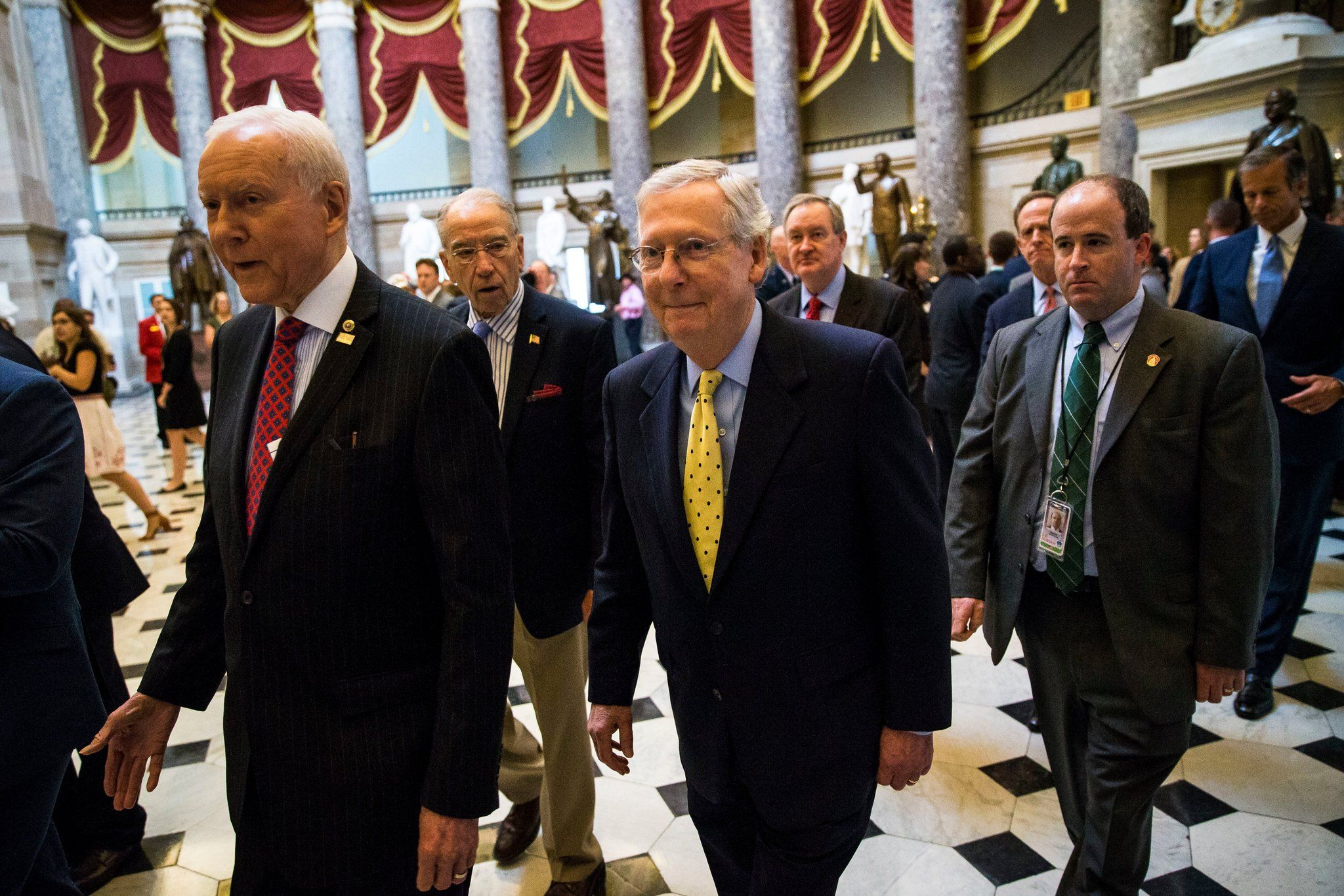 The Senate will diverge from the House legislation in several key ways, including eliminating the ability to deduct state and local taxes and scaling back, rather than ending, the estate tax.