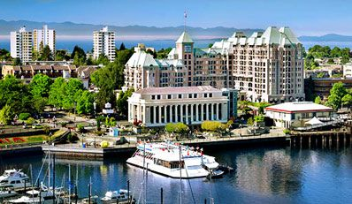 $99 - Victoria (BC) 4-Star Inner Harbour Hotel, 40% Off | Travelzoo Local Deals