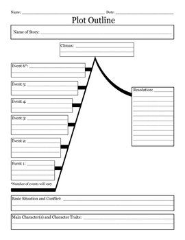 Worksheets Story Outline Worksheet story outline worksheet samsungblueearth 17 best images about writing worksheets on pinterest nanowrimo day novel outline