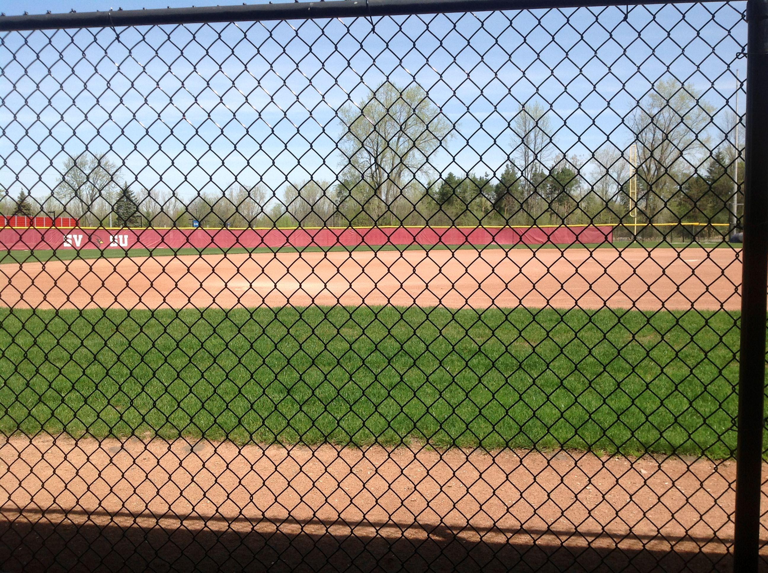 Svsu Softball Field Campus Softball Field
