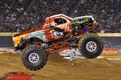 The Felon Monster Truck Monster Trucks Big Monster Trucks Trucks
