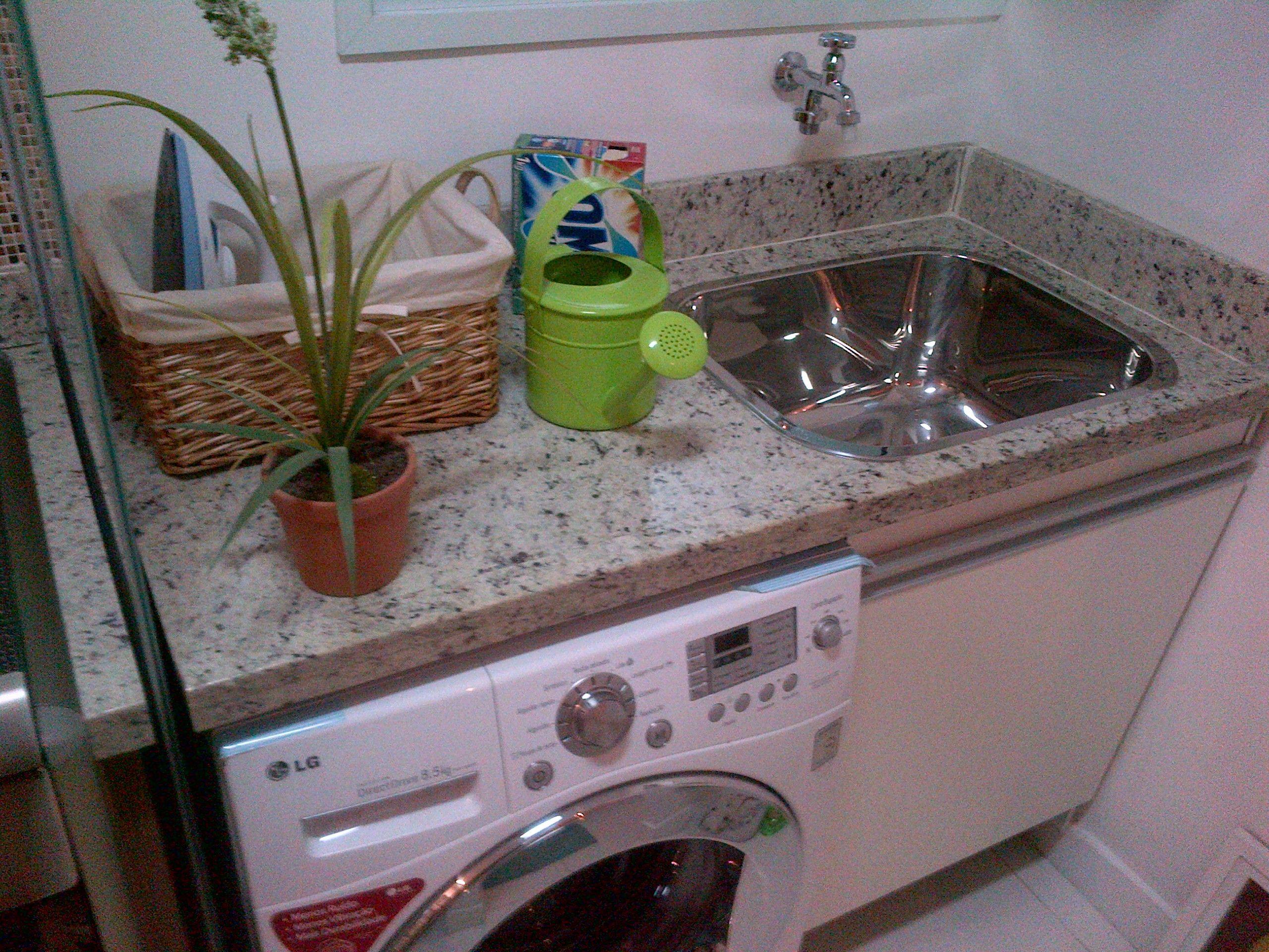 Mini lavanderia decorado alpha plus so sweet decor for Patios decorados