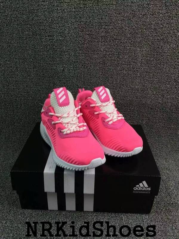 classic fit 98c6c 60742 Kids adidas Yeezy boost 330 Pink Shoes