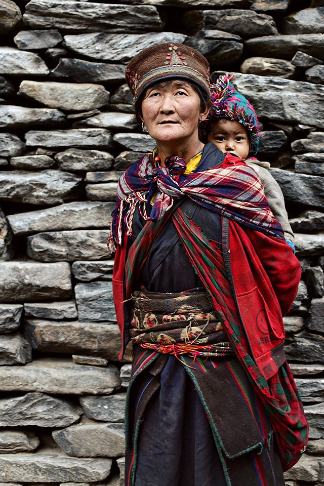 trekking on the tamang heritage trail, nepal. by line x shape x colour