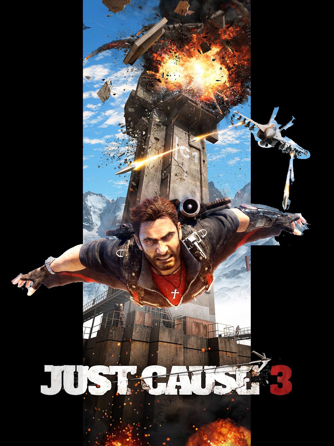 Just Cause 3 Just Cause 3 Deviantart Art