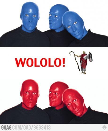 Blue Man Gr… wait! cc @GaboRumbos