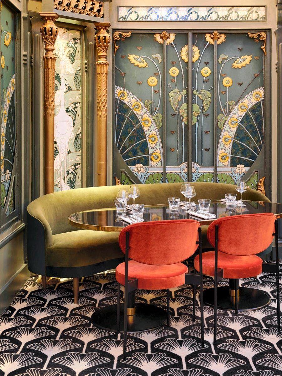 What Type Of Art Is Interior Design