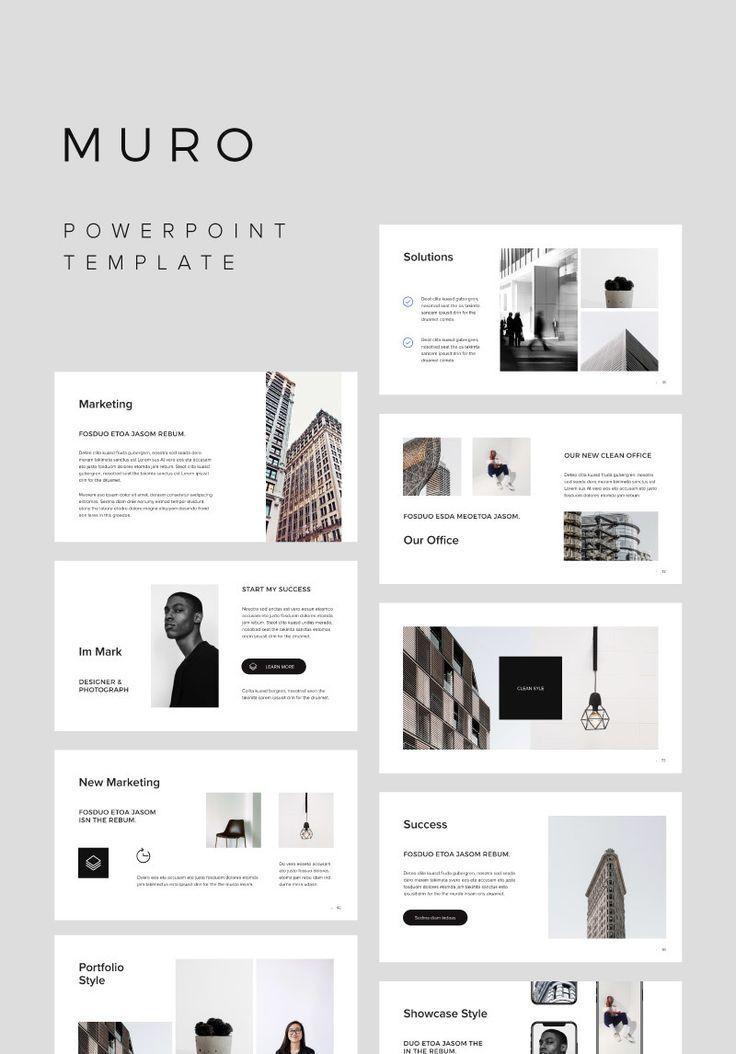 Portfolio Design Layout Graphics Ideas Graphics Portfolio Design In 2020 Portfolio Design Layouts Powerpoint Vorlagen Architektur Portfolio Layout