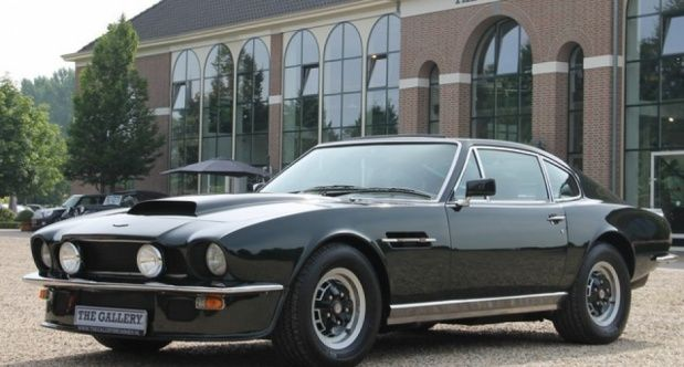 1978 Aston Martin V8 - Coupe LHD, 5 Speed m | Classic Driver Market