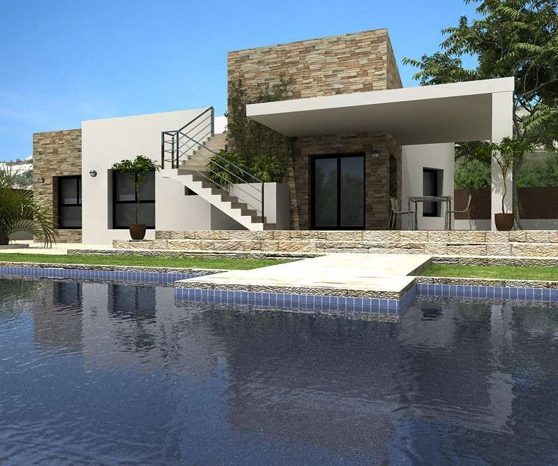 Casa Moderne And Design.Ville Moderne Di Design Modern Villa Design House Luxury House