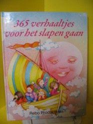365 verhaaltjes voor het slapen gaan - 80's