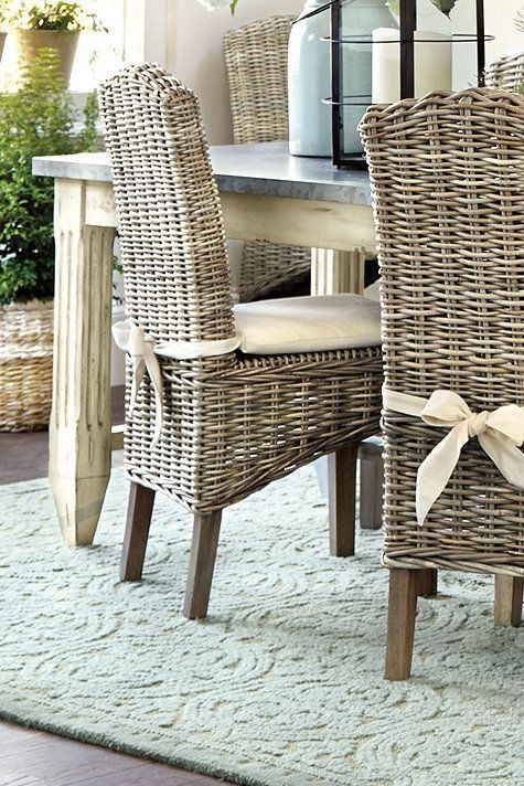 Pin By Cat Larkin On Sea Salt With Images Wicker Chairs