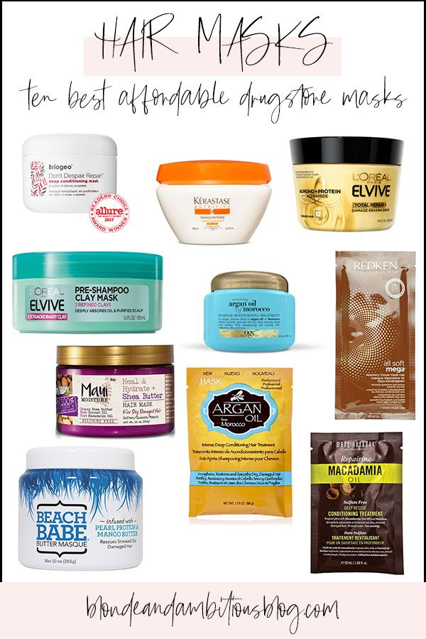 10 Of The BEST Affordable Hair Masks Ive been on the hunt for the BEST hair masks on the market  with an affordable price tag I need to use hair masks at least 2x a week...
