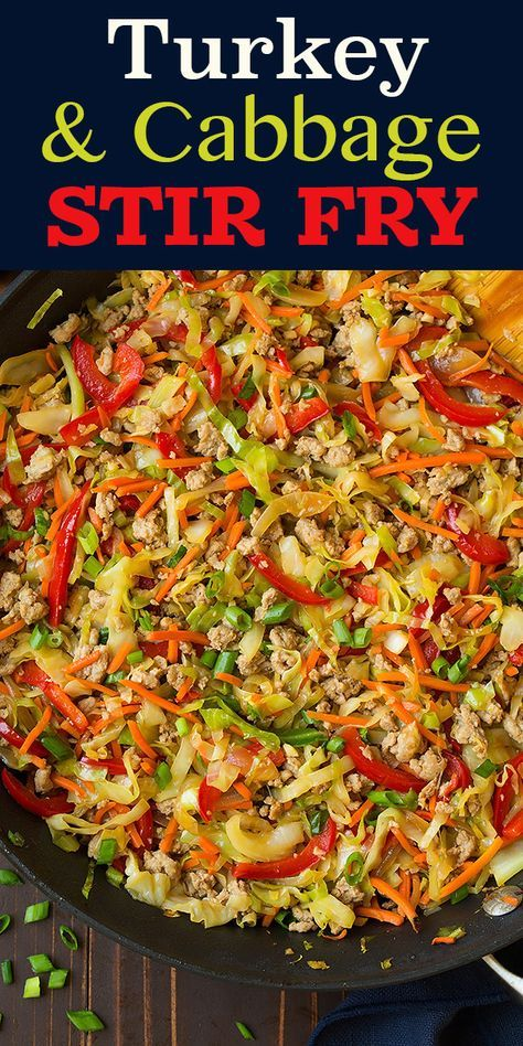 Photo of Egg Roll in a Bowl – Cooking Classy