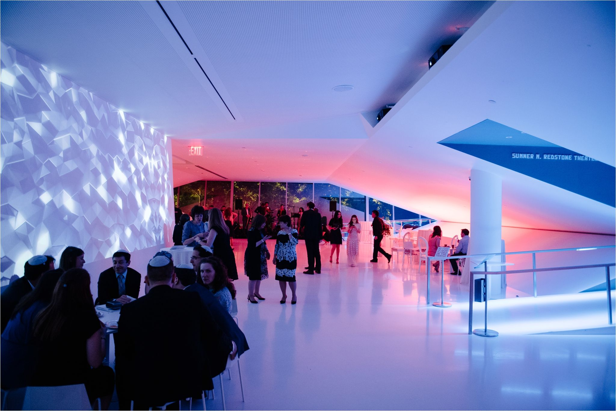 museum of the moving image wedding in astoria queens nyc new york