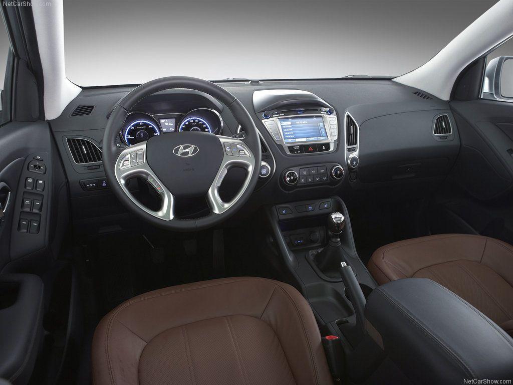 Hyundai ix35 - Interior | cars | Pinterest | Cars