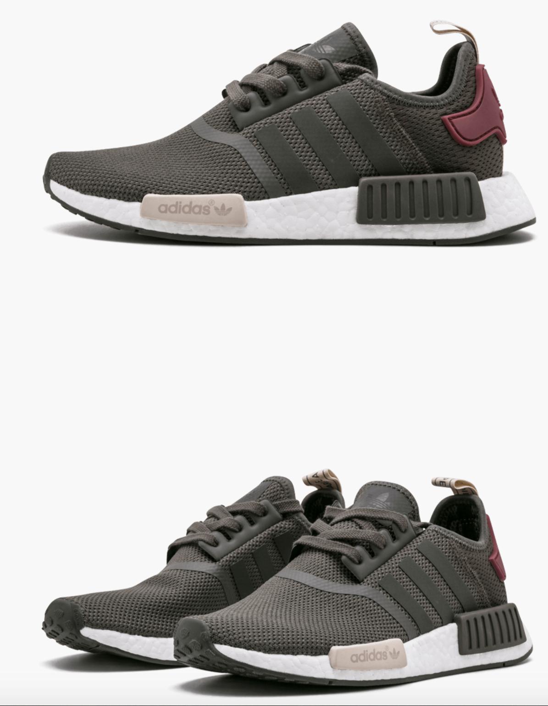Adidas MND R1 Pink Grey