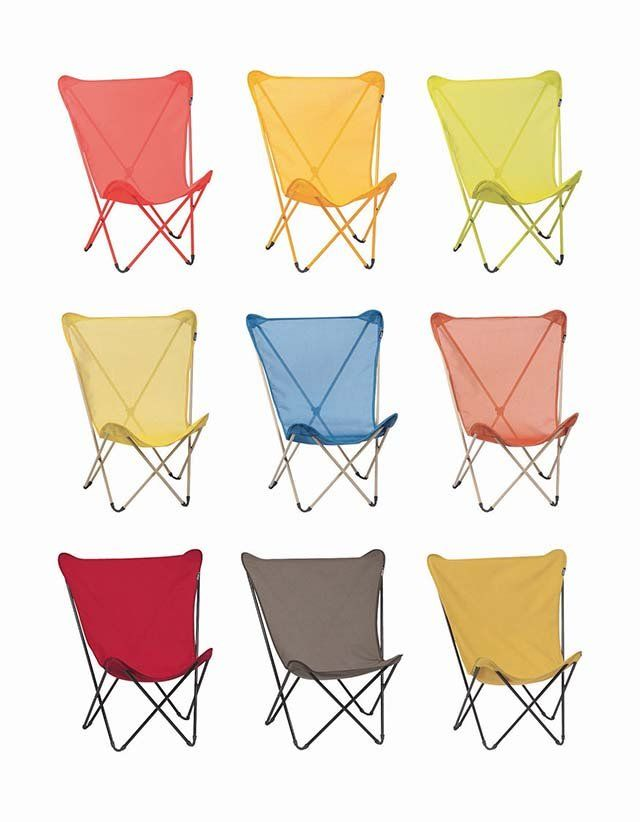 lafuma pop up chairs target high farniente design terrasse bord de piscine pinterest fauteuil maxi decline en 9 couleurs